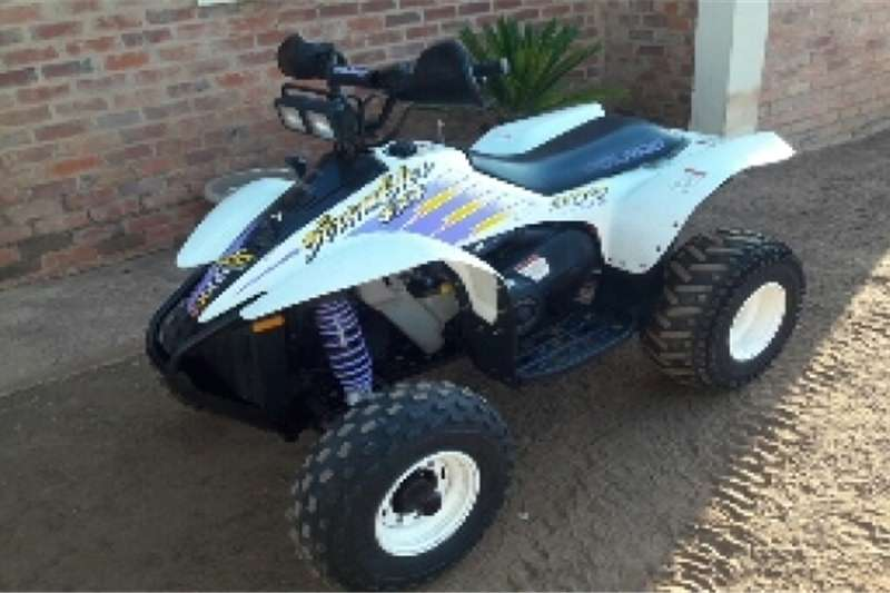 Polaris 400cc 4X4 0