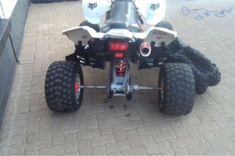 Polaris Predator 500 troy lee 0