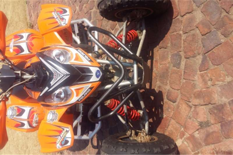 Polaris Predator Troy Lee Edition 2005