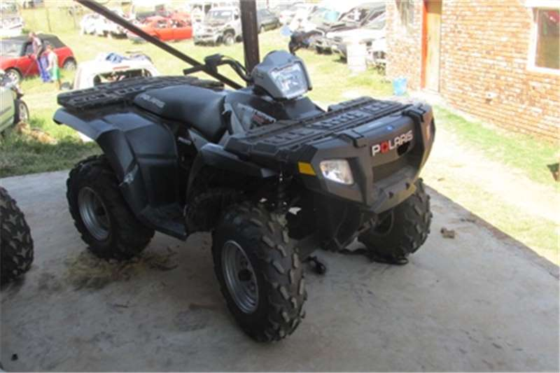 Polaris Sportsman 500 4x4 off road 2005