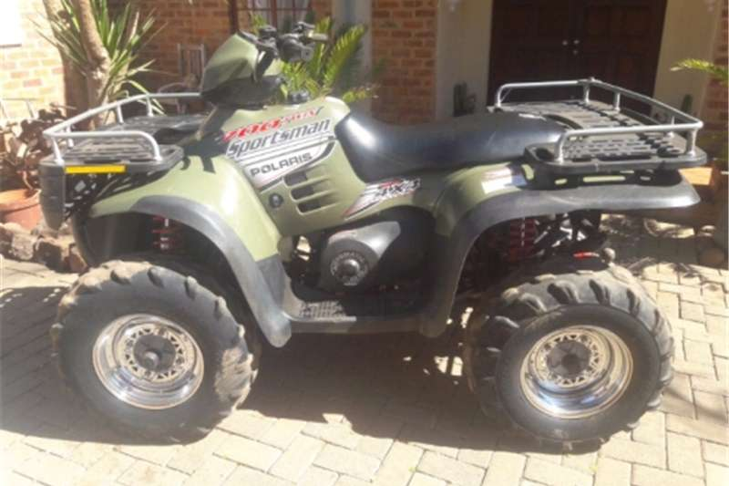 Polaris Sportsman 700cc 0