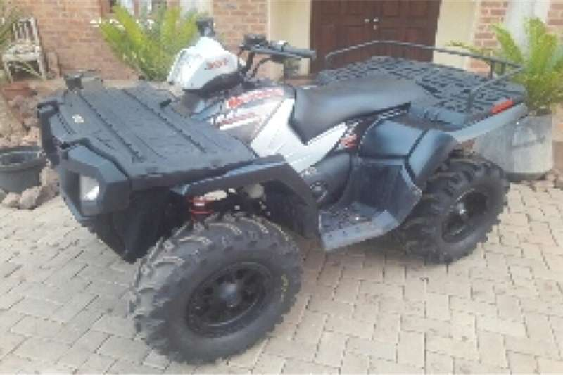 Polaris Sportsman 800cc 4x4 Twin 0