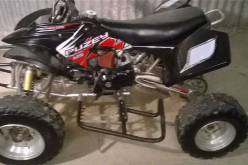 Puzey PANTHER 125MODEL GOOD CONDITION WANT TO HAVE FUN ? 2005