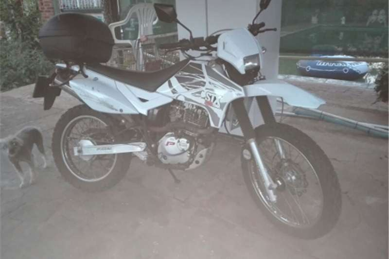 Puzey STX 200CC for sale! 0