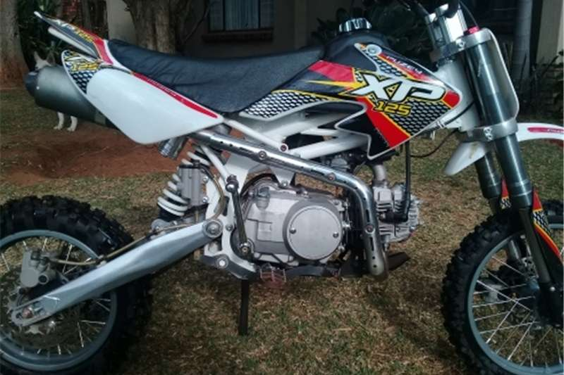 Puzey XP 125cc offroad pitbike 0