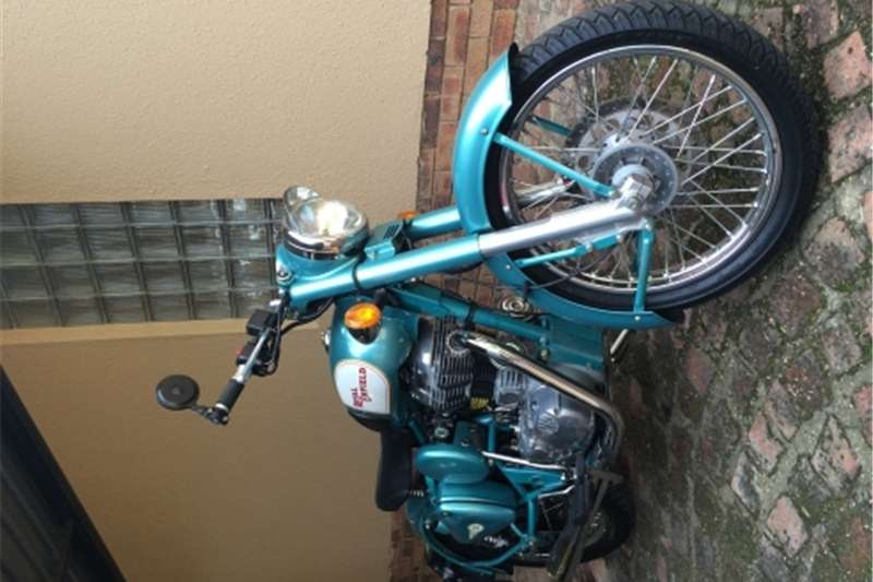 Royal Enfield classic 500 0