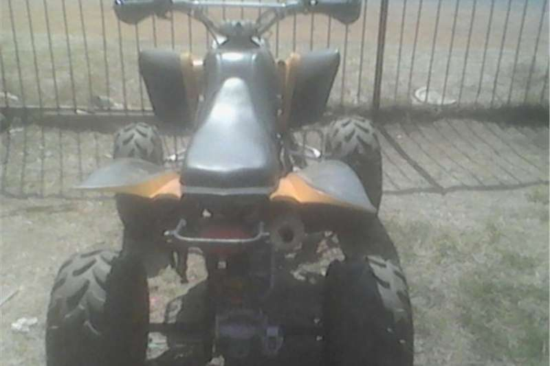 Sam 200 quad bike 0
