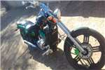 Sam Regal spider 300 cc chopper 0