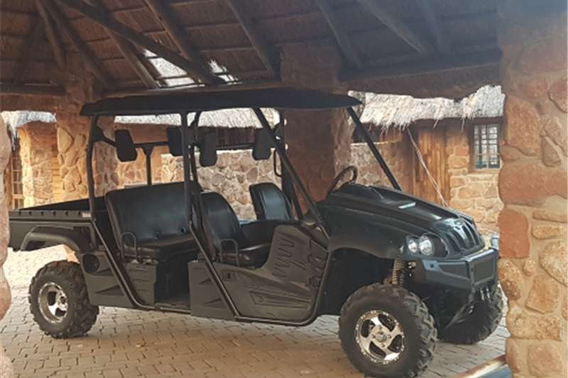 Samag 4x4 Auto 0