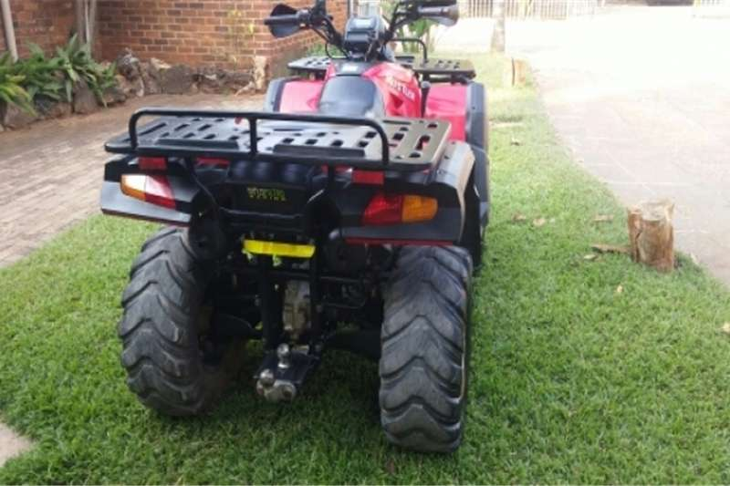 Samag 4x4 feulinjection ATV 0