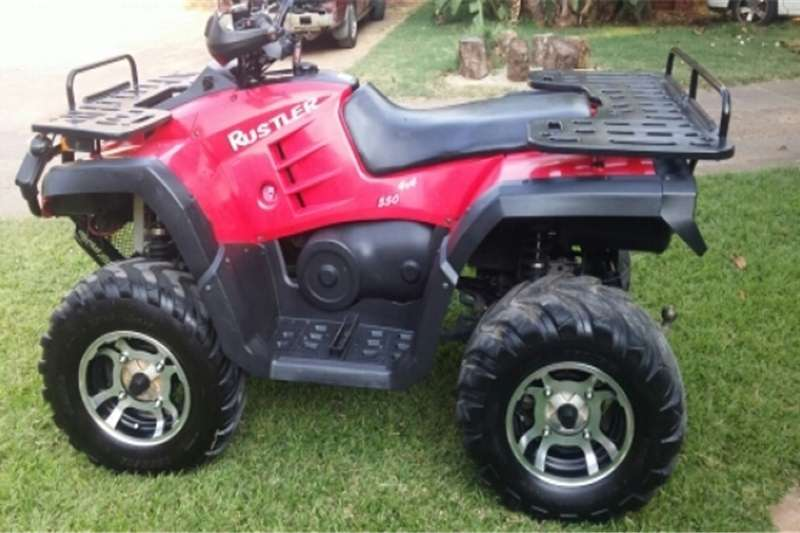 Samag 4x4 feulinjection ATV 0