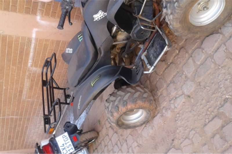 Splash Bike 150CC R9000.00 neg 0