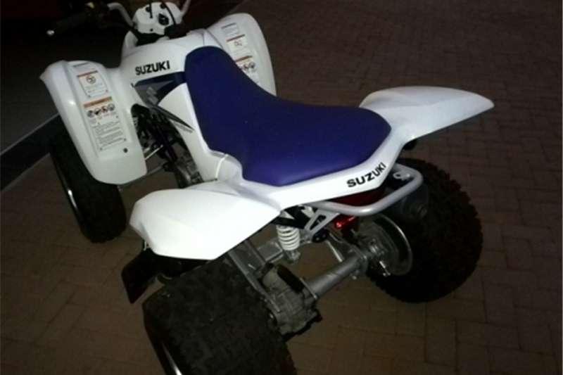 Suzuki 250 Sport quad bike 0