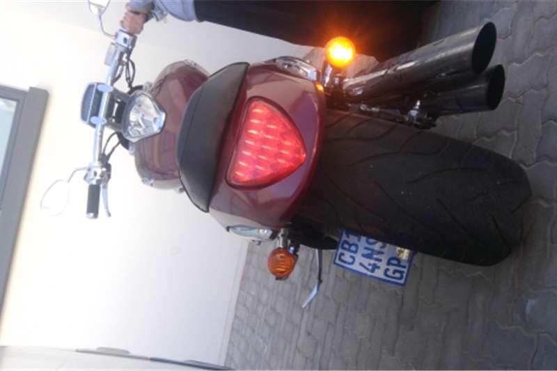 Suzuki Boulevard 1800cc in JHB 2009