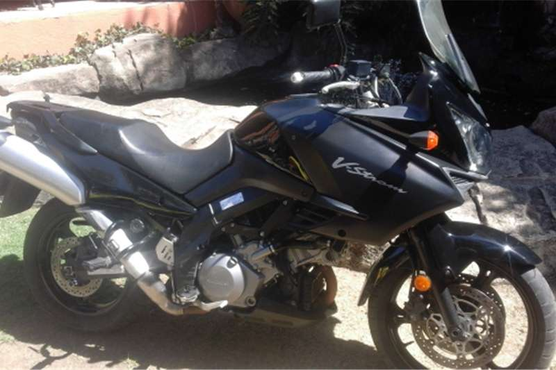Suzuki DL 2007
