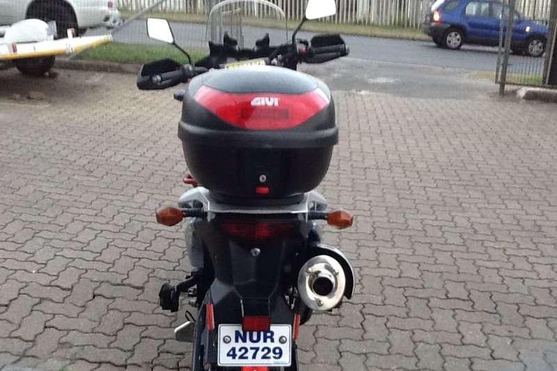 Suzuki DL650 2006