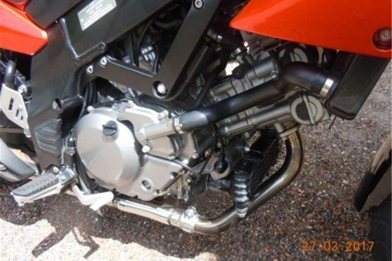 Suzuki DL650 for Sale 2011