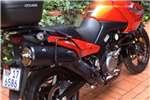 Suzuki DL650 V Strom 2010