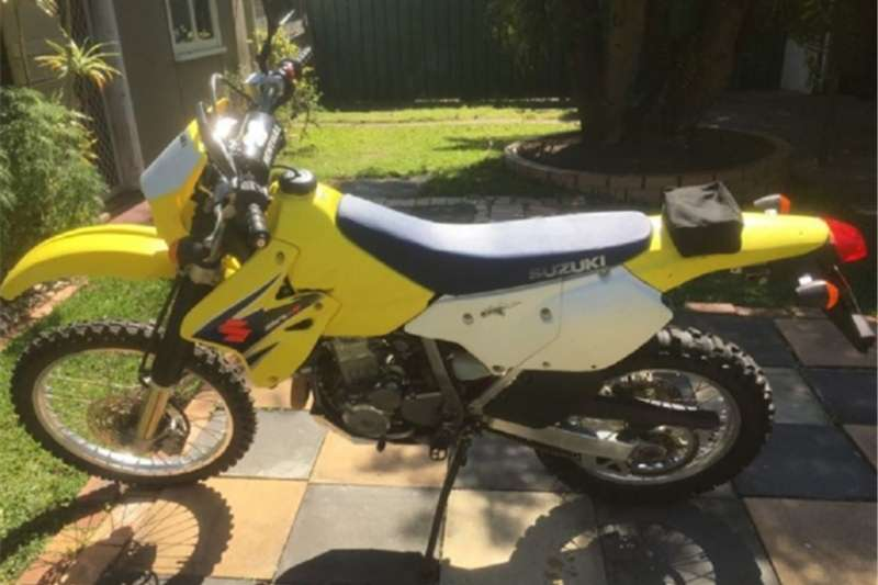 Suzuki DRZ 400cc for sale 0