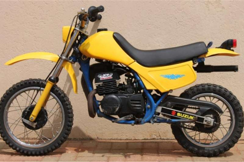 Suzuki DS 80   OFFERS WELCOME 0