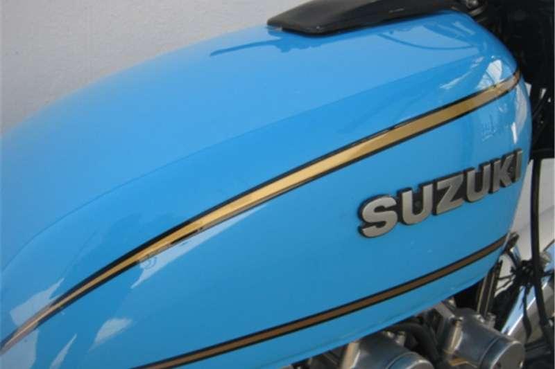 Suzuki GS750E   Collector's Item   R110 000 0