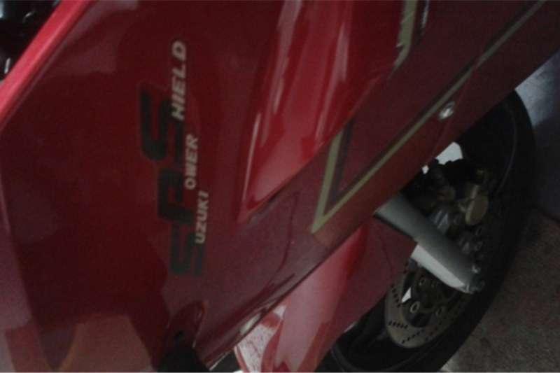 Suzuki GSX 1100F Powerscreen in excellent condition 0