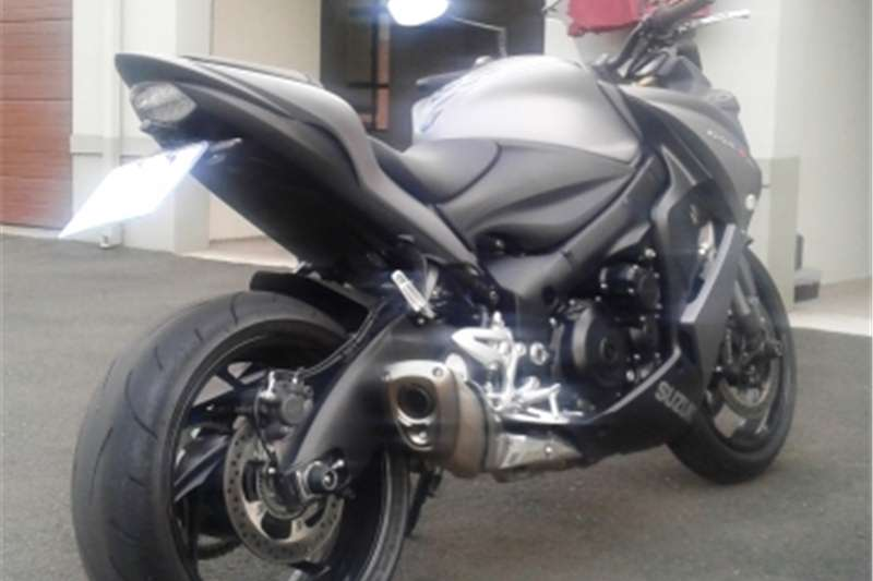 Suzuki GSX S1000F for sale 2016