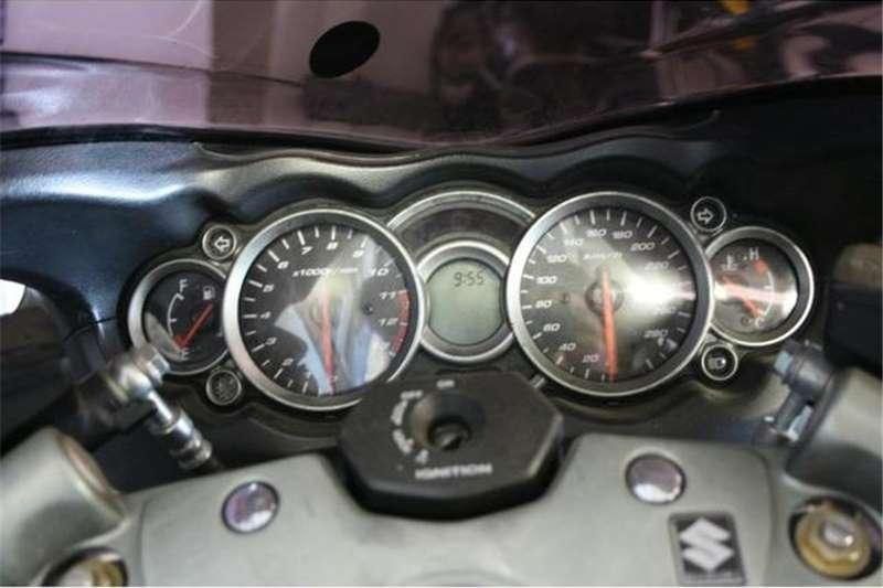 Suzuki GSX1300R 2008