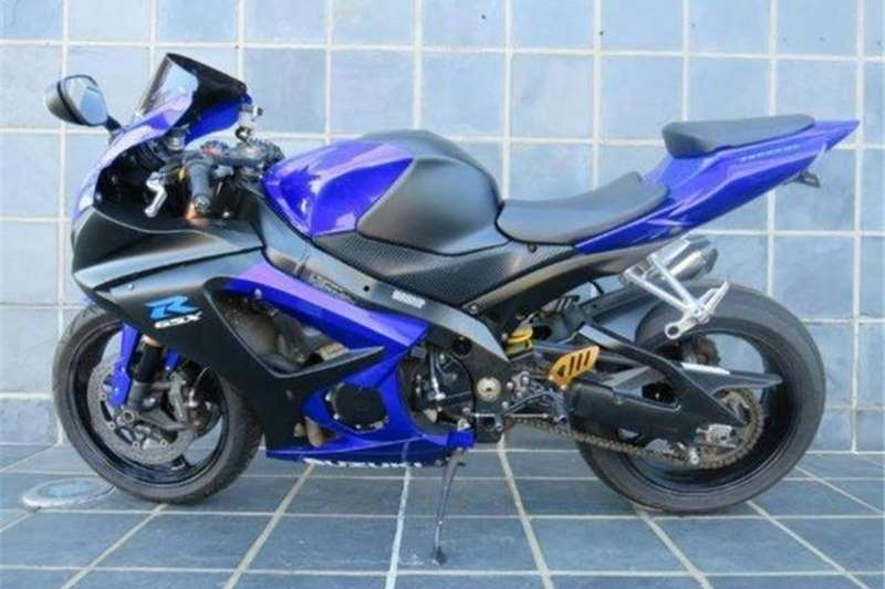 Suzuki Gsxr  For Sale Johannesburg