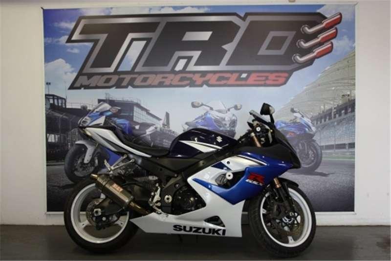Suzuki GSXR 1000cc (CC101 310) 2006