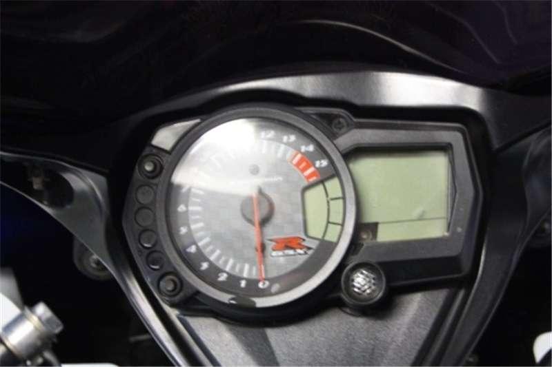 Suzuki GSXR 1000cc (CC101 333) 2007
