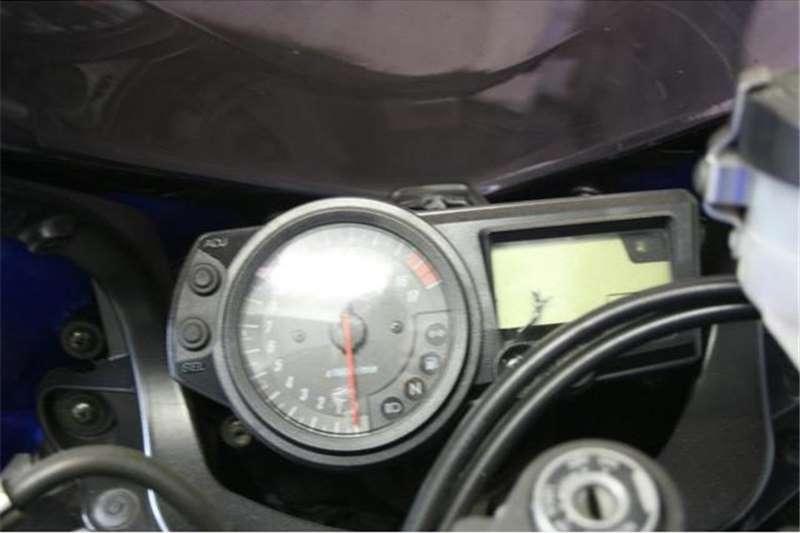 Suzuki GSXR 600 20TH ANNIVERSARY 2005