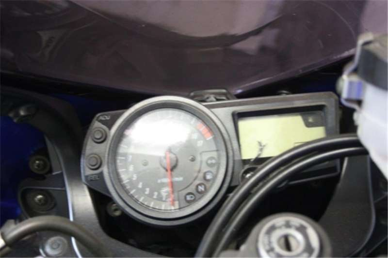 Suzuki GSXR 600cc (CC101 324) 2005