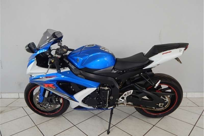 Suzuki GSXR 750ccin very good condition 2009