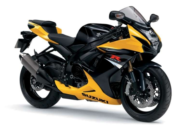 Suzuki GSXR750 L7 Finance Available 0