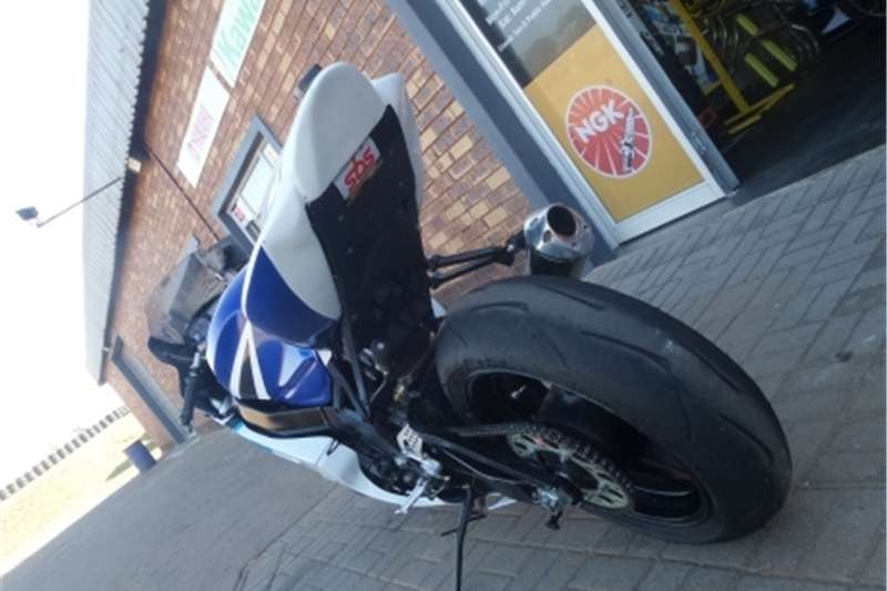 Suzuki GSXR750 Track Bikes For Sale 2004