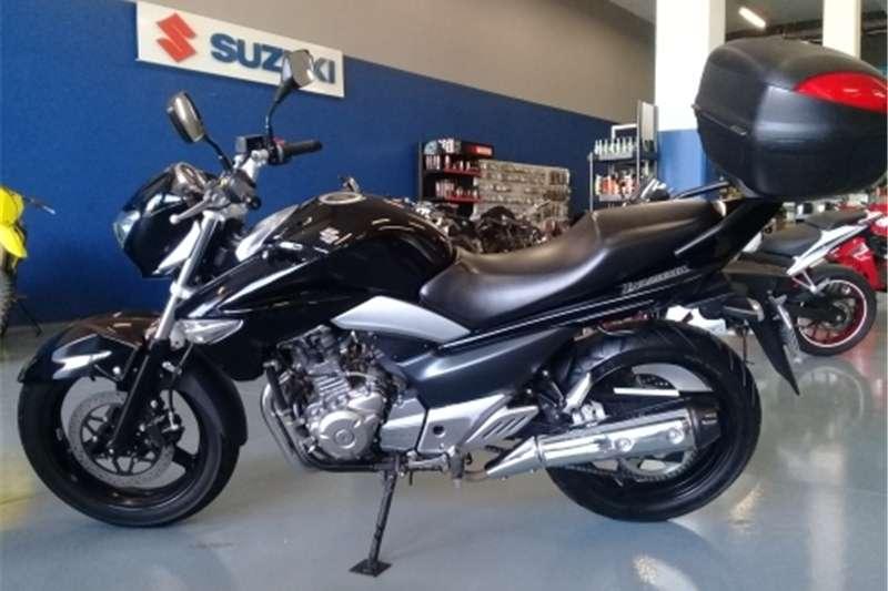Suzuki GW 250 0