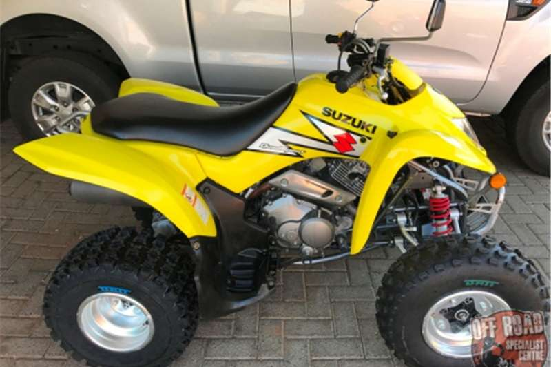 Suzuki LT-Z / OZARK 250 QUAD WANTED 2005