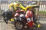 Suzuki LT-Z400 quad bike 0