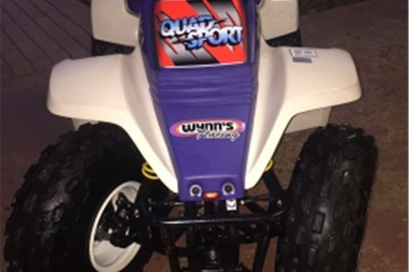 Suzuki Quad LT80 0