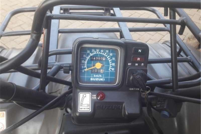 Suzuki Quadrunner 300cc 4x4 0