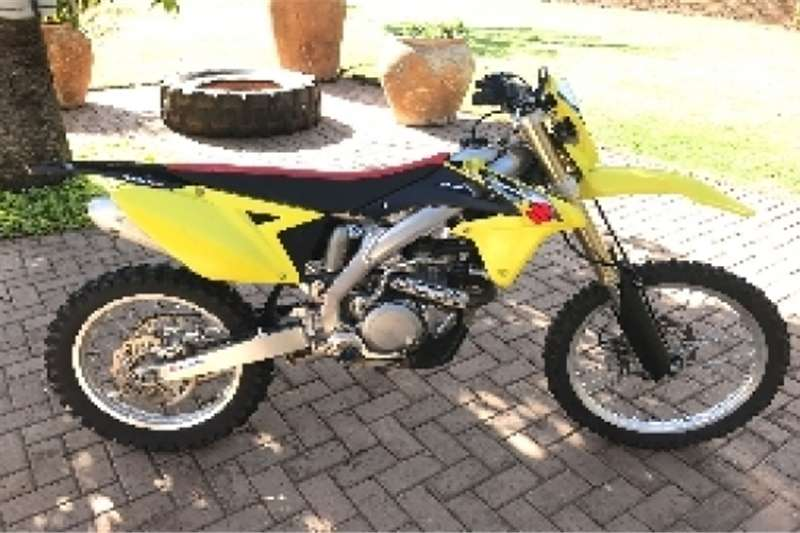 Suzuki RMX 450 Z For Sale 0