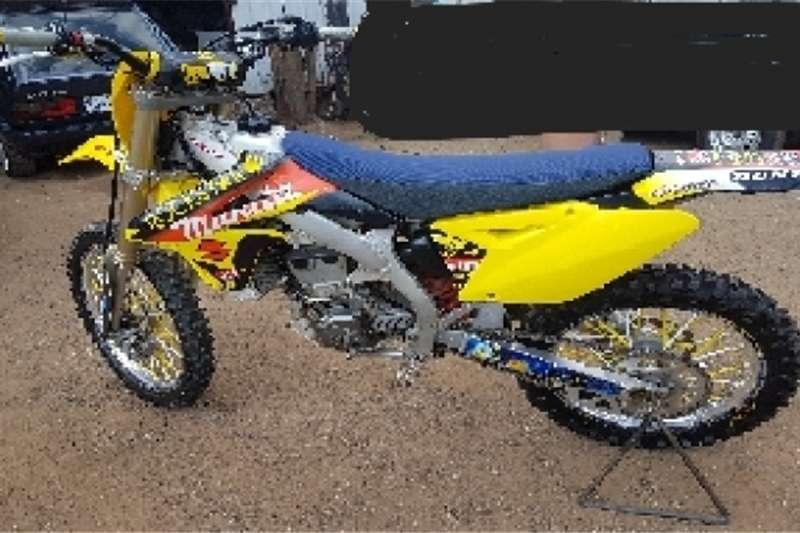 Suzuki RMZ450 2009