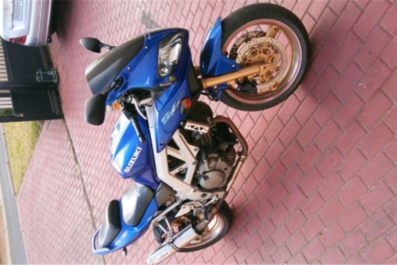 Suzuki SV 0