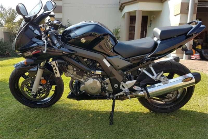 Suzuki SV1000 2008