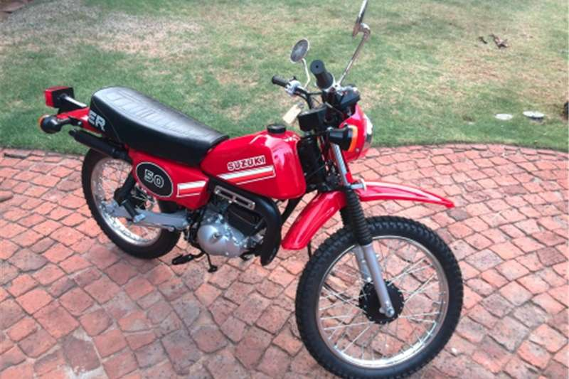 suzuki ts 50 er motorcycles for sale in gauteng r 25 000. Black Bedroom Furniture Sets. Home Design Ideas
