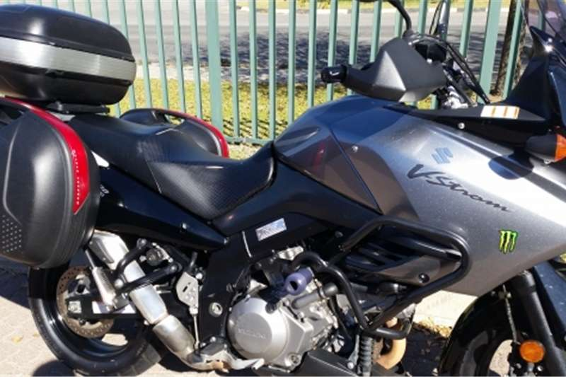 Suzuki V-Strom 2006