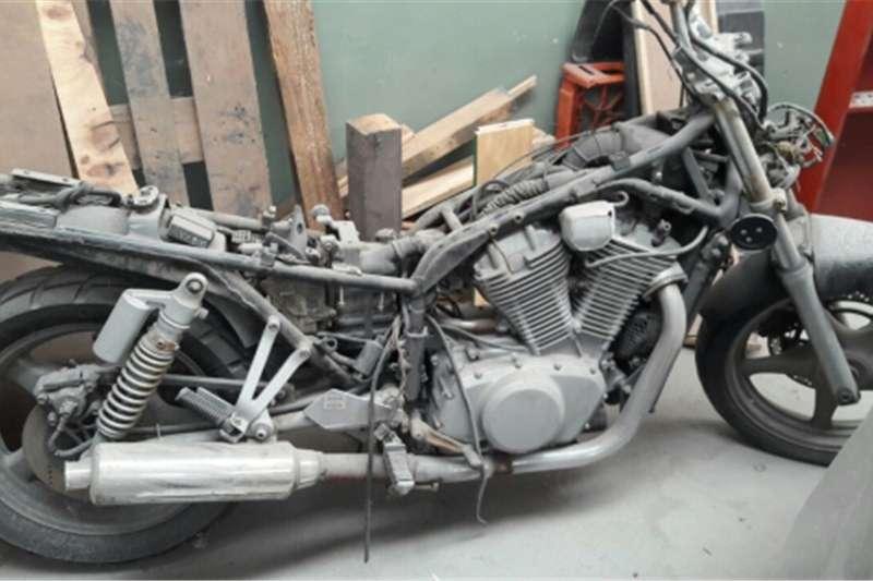 Suzuki VX800 Project bikes 0