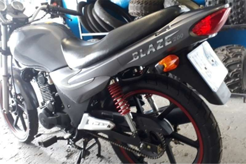 Sym Blaze 200 for sale 2017