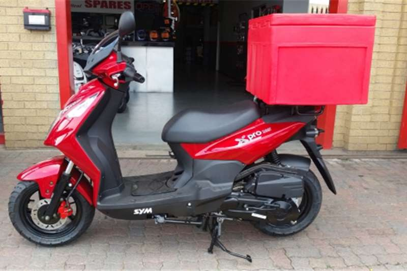 Sym Delivery Scooters 0